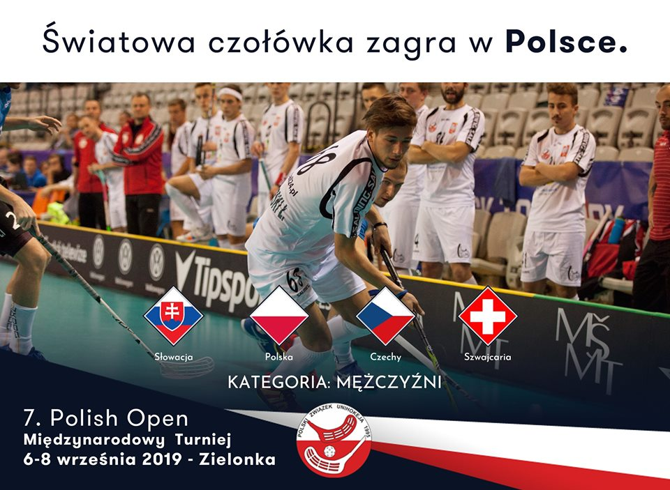 Unihokej: 7. Polish Open